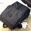 กระเป๋า KIPLING NYLON LARGE BACKPACK Nylon+Polyester 100% ใบใหญ่ สีดำลายจุด thumbnail 6