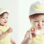 หมวกแก๊ป หมวกเด็กแบบมีปีกด้านหน้า ลาย RIPE (มี 2 สี) thumbnail 2