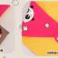 AP209••เซตหมวก+ผ้ากันเปื้อน•• / แพนด้า [สีชมพูอ่อน] thumbnail 5