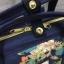 กระเป๋า Anello Cotton Backpack Flower Pattern ราคา 1,390 บาท Free Ems thumbnail 3