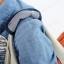 กระเป๋าสะพายผ้าแคสวาส เสียบกระเป๋าเดินทางได้ มีช่องใส่สองชั้นบน-ล่าง กระเป๋าเล็กแยก เหมาะมากสำหรับเดินทาง ท่องเที่ยว มี 9 สีให้เลือก thumbnail 21