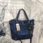 กระเป๋าสะพาย David Jones Metallic Deep Blue ราคา 1,690 บาท Free ems thumbnail 3