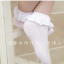 ถุงเท้าระบายลูกไม้เด็กหญิงข้อสั้น มีสีขาว/ชมพู Size 2-4 / 3-5 thumbnail 3
