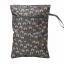 Ecosusi กระเป๋าสัมภาระสำหรับคุณแม่ กระเป๋าใส่ผ้าอ้อม แขวนรถเข็นเด็กได้ หิ้ว หรือสะพายไหล่ได้ (Grey Cute Tree) thumbnail 21
