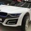 รถแบตเตอรี่เด็ก BMW I8 สีขาว 2 มอเตอร์เปิดประตูได้ มีรีโมท หรือบังคับเองได้ thumbnail 7