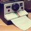 กล่องใส่ทิชชู่กล้อง Polaroid < พร้อมส่ง > thumbnail 1