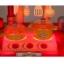 ของเล่นชุดเคาน์เตอร์ครัวมินิ พร้อมอุปกรณ์ทำอาหารสำหรับคุณหนูครบเซต สีชมพูสวยหวาน thumbnail 5