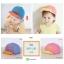 หมวกแก๊ป หมวกเด็กแบบมีปีกด้านหน้า ลาย HAPPY PRINCE (มี 2 สี) thumbnail 1