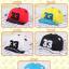 หมวกแก๊ป หมวกเด็กแบบมีปีกด้านหน้า ลาย 33 (มี 5 สี) thumbnail 9