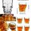 แก้วช็อตหัวกะโหลก Crystal Head shot Glass ชุด 4 ใบ thumbnail 4