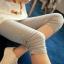 กางเกงเลคกิ้งคนท้อง ขาสามส่วนปลายขารูด เนื้อผ้านิ่มใส่สบาย ไม่บาง thumbnail 11