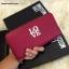 กระเป๋าสตางค์ใบยาว MOSCHINO Long Wallet 2017 สีแดง ราคา Promotion 1,290 บาท Free Ems พร้อมกล่องแบรนด์ thumbnail 2