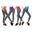 กางเกงออกกำลังกาย ผู้หญิง เล่นฟิตนิส โยคะ ขายาว - สีส้ม thumbnail 9