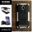 เคส Zenfone GO (ZC500TG) กรอบบั๊มเปอร์ กันกระแทก Defender สีขาว (เป็นขาตั้งได้) thumbnail 1