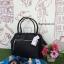 กระเป่า Anello PU Leather boston bag Black Color thumbnail 1