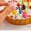 ของเล่นไม้ เซตตกแต่งหน้าเค้ก Wooden Decoration Cake Set by Mother Garden thumbnail 7