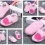 รองเท้าเด็กอ่อน ลายโลมาสีชมพู วัย 0-12 เดือน thumbnail 2