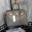 กระเป๋า Berke Large Bag สีเทา ใบนี้สวยหรูมาก thumbnail 2