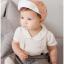 HT152••หมวกเด็ก•• / หมวกแก็ปแมวเหมียว (สีกะปิ) thumbnail 5