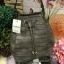 กระเป๋าMANGO / MNG Croc Leather Bucket Bag กระเป๋าถือหรือสะพายทรงขนมจีบรุ่นยอดนิยมวัสดุหนังลาย Croc สุดเท่อยู่ทรงสวย จุของได้เยอะ น้ำหนักเบา thumbnail 9