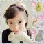 HB102••ที่คาดผมเด็ก•• กระต่าย (มี 3 สี) thumbnail 1