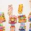 ของเล่นไม้ ชุดแต่งตัวตุ๊กตา ครอบครัวหมี thumbnail 5