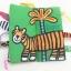 หนังสือผ้า Jungle Tail by Jollybaby thumbnail 5