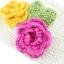 หมวกไหมพรมหนูน้อย ถักโครเชต์ทั้งใบ ถักดอกไม้สีสวย น่ารัก เหมาะสำหรับเด็กผู้หญิง thumbnail 4
