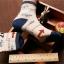 ถุงเท้าเด็กเล็ก ชาย 1-3 ปี มีกันลื่น พิมพ์ลายการ์ตูน แฟชั่นญี่ปุ่น thumbnail 5