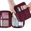 กระเป๋าอเนกประสงค์พกพาสะดวก สำหรับใส่อุปกรณ์เครื่องสำอาง อุปกรณ์ห้องน้ำ หรือสิ่งของจำเป็นอื่นเพื่อการเดินทาง ทำจากไนล่อนกันน้ำคุณภาพดี thumbnail 29