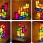 โคมไฟตัวต่อ - Tetris Light thumbnail 4