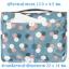 DINIWELL กระเป๋าใส่อุปกรณ์อาบน้ำ แขวนได้ สำหรับเดินทาง ท่องเที่ยว พกพาสะดวก ผลิตจากโพลีเอสเตอร์คุณภาพสูง thumbnail 12