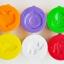 แป้งโดว์ เซต 10 กระปุกเล็ก Colour Dough Party Pack 10 Mini Can thumbnail 4