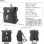 Anello Square Form 2way Rucksack 2017 thumbnail 6
