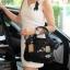 กระเป๋า David Jones Tote ตัวกระเป๋าเย็บติดด้วยแผ่นอคิลิค ราคา 1,690 บาท ส่ง Ems Free thumbnail 12