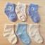 SK092••ถุงเท้าเด็ก•• ถุงเท้าแรกเกิด (6คู่/แพค) thumbnail 6