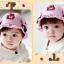 หมวกเด็กปีกกว้าง หมวกซันเดย์ ประดับปอยผม ลายกระต่ายน้อย (มี 3 สี) thumbnail 13