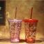 แก้วสองชั้นกากเพชร thumbnail 3