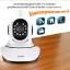 กล้องวงจรปิด IP Carmera 720P Wireless Plug and Play (White) thumbnail 2