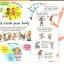 หนังสือบอร์ดบุ๊คเปิดสนุก Flap book Look inside your body by Usborne thumbnail 3