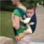 เป้อุ้มเด็ก Sanle Baby-Toddler Carrier ขนาดเล็ก สำหรับเด็กวัย 3-12 เดือน thumbnail 3
