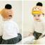 หมวกแก๊ป หมวกเด็กแบบมีปีกด้านหน้า ลาย COOL (มี 4 สี) thumbnail 15