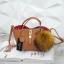 กระเป๋าสะพาย มาพร้อมปอมๆ KEEP Everyday Keep Handbag ราคา 1,390 บาท Free Ems thumbnail 2