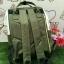กระเป๋าเป้ Anello Polyester Canvas Rucksack Classic วัสดุผ้าแคนวาส รุ่นคลาสสิคพิเศษมีซิปด้านหลัง thumbnail 9