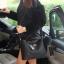 กระเป๋า Keep 2 in 1 สีดำ ปรับเก็บทรง ได้ถึง 2 แบบ มาพร้อมพวงกุญแจ ปอมปอม ฟรุ้งฟริ้ง น่ารักมากคะ thumbnail 13