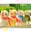 ตุ๊กตาอัลปาก้า รุ่นผ้าพันคอลายสก๊อต 30 cm thumbnail 1