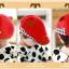 หมวกเด็ก หมวกเบเร่ต์-ลายแมว (มี 4 สี) thumbnail 6