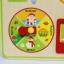 ของเล่นไม้เรียนรู้เวลา ตั้งแต่นาทีจนถึงฤดูกาลใน 1 ปี แบบปฏิทิน Wooden Daily Calendar Clock Board Toy thumbnail 9