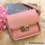 กระเป๋า CHARLES & KEITH PUSHLOCK CROSSBODY BAG สีชมพูพีช ราคา 1,390 บาท Free Ems thumbnail 1