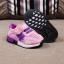 รองเท้าคัชชูเด็กเล็ก 0-2 ปี ทรงเท่ ลายพรางตาข่ายสีเขียว-ส้ม (เท้ายาว 11-13 ซม.) thumbnail 6